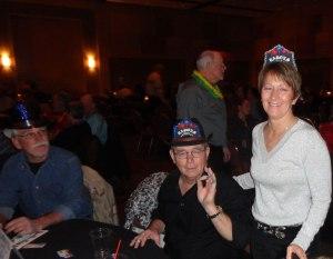 Baron's John & Kathy Wood